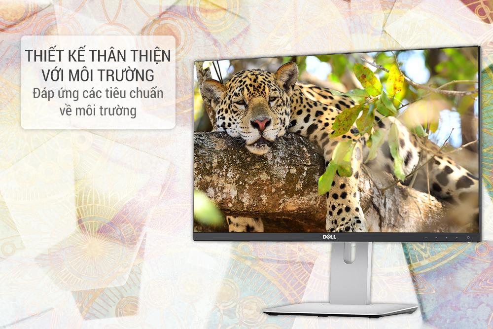 Màn Hình Dell U2414H 24inch Full HD 8ms 60Hz IPS - Hàng Chính Hãng