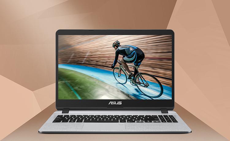 Laptop Asus Vivobook X507UF-EJ078T Core i5-8250U/Win10 (15.6 inch) (Grey) - Hàng Chính Hãng