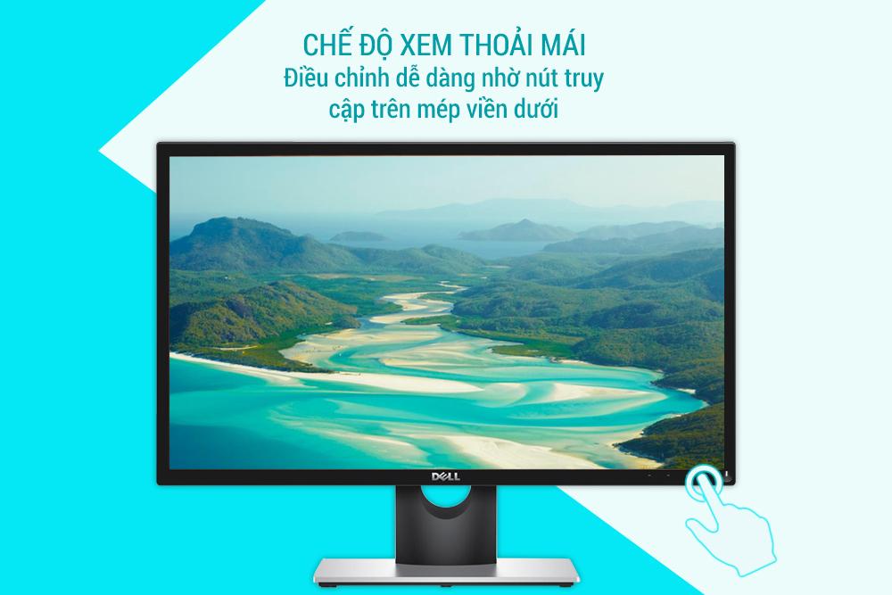 Màn Hình Gaming Dell SE2417HG 24inch FullHD 2ms 76 Hz TN - Hàng Chính Hãng