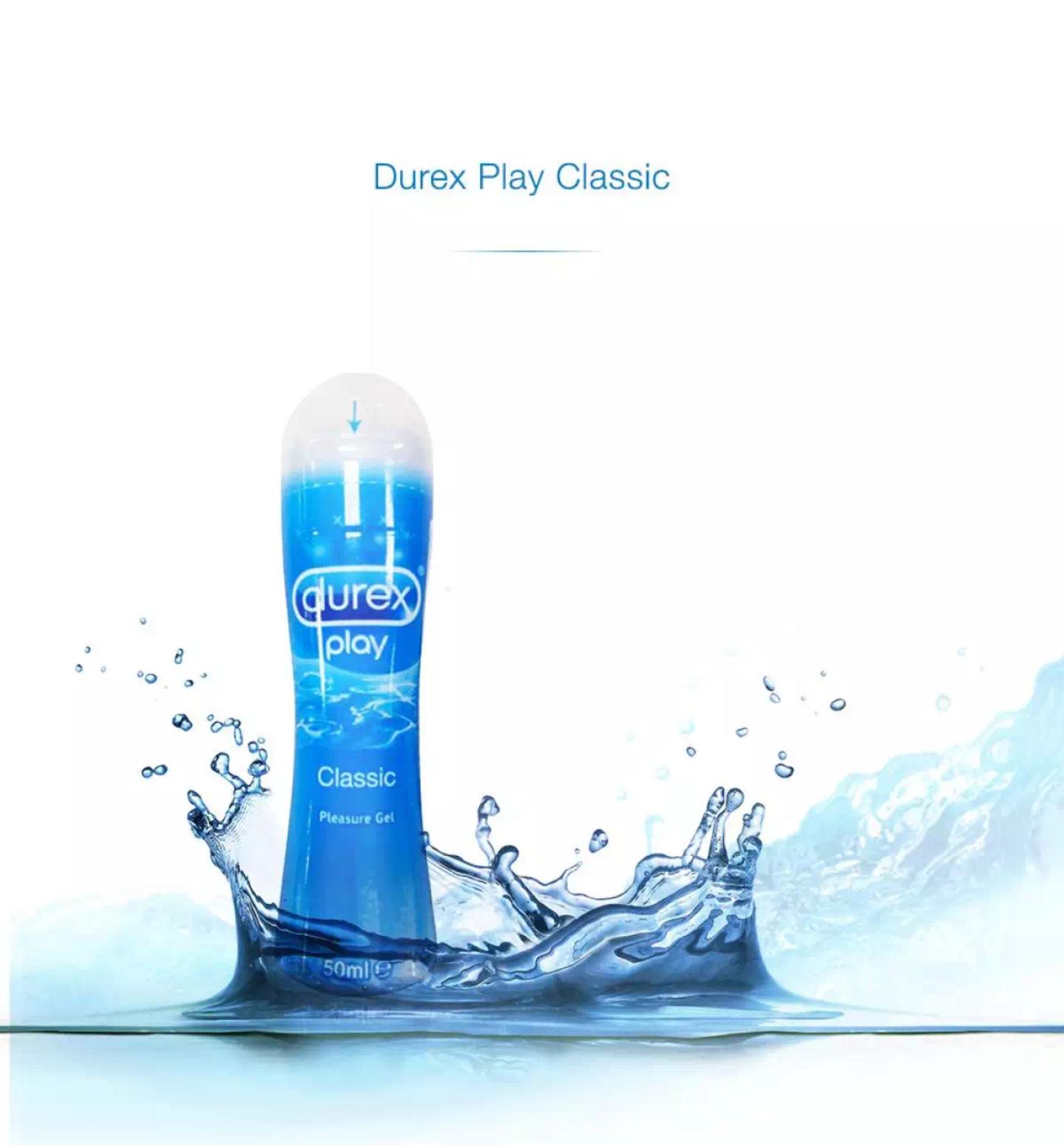 Gel Bôi Trơn Durex Play Classic (50ml)
