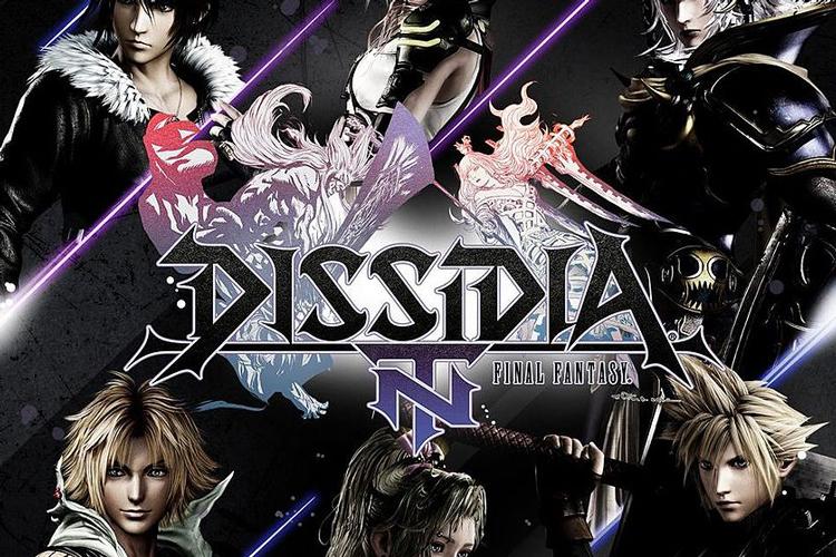 Đĩa Game PlayStation PS4 Sony Dissidia Final Fantasy NT Hệ Asia