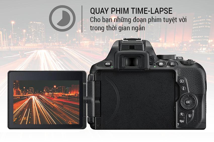 Nikon D5600 Kit AF-P 18
