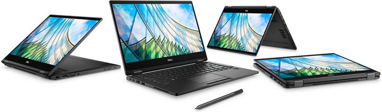 Laptop Dell Latitude 7389 70144353 Core i5-7300U/Win10 Pro (13.3 inch)
