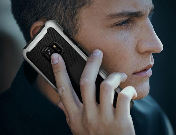 Ốp Lưng Samsung Galaxy S9 Plus Spigen Neo Hybrid Urban - Hàng Chính Hãng
