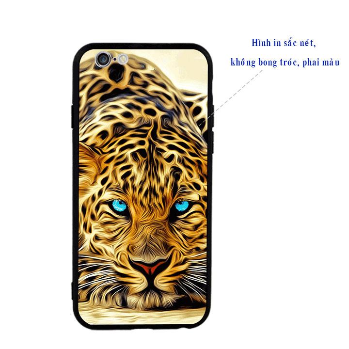 Ốp lưng viền TPU cao cấp cho Iphone 6 Plus - Báo Đốm