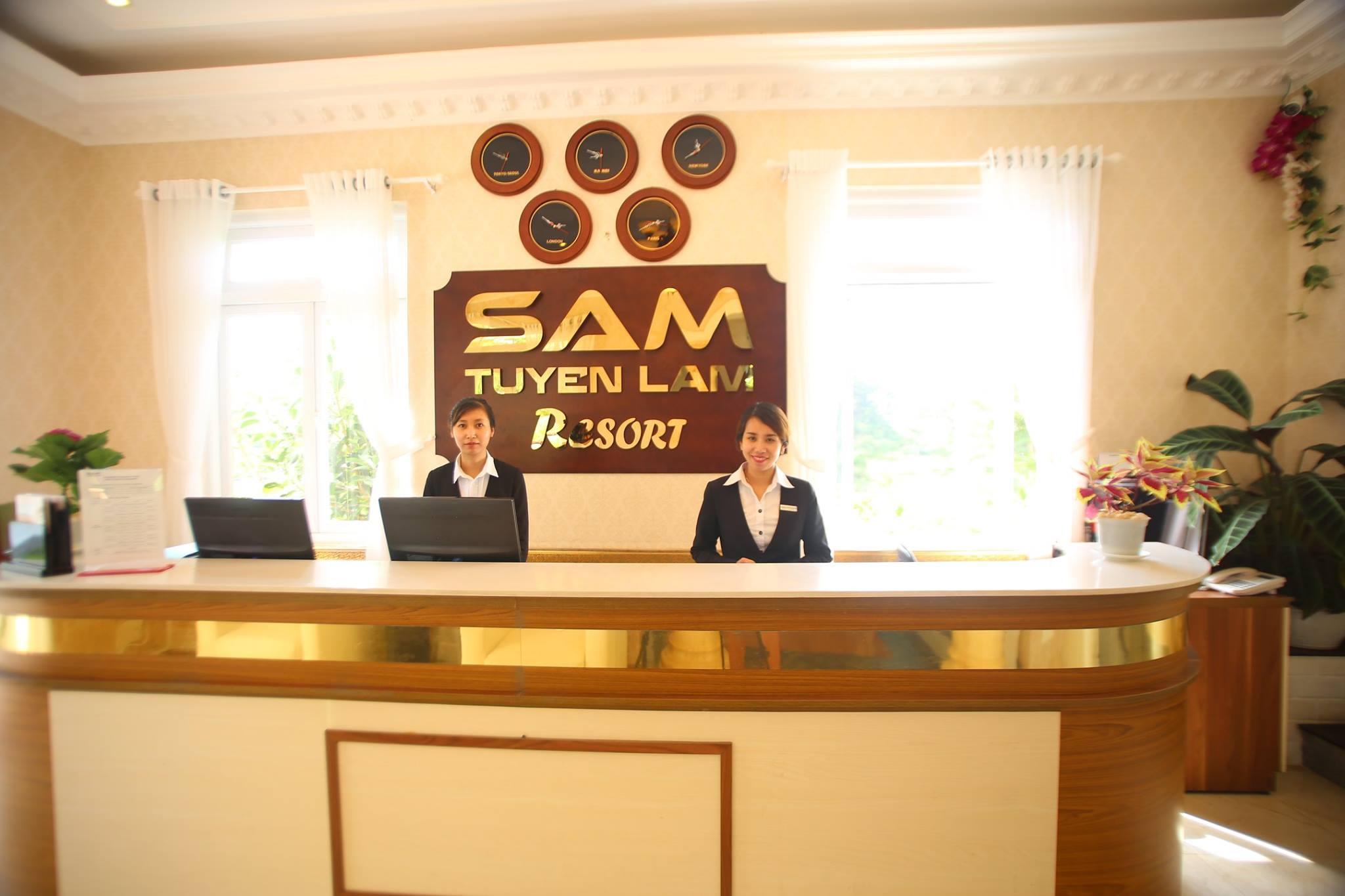 SAM Tuyền Lâm Resort 4* Đà Lạt - Gói 3N2Đ, Ăn 3 Bữa, Xe Đưa Đón, Nhiều Ưu Đãi