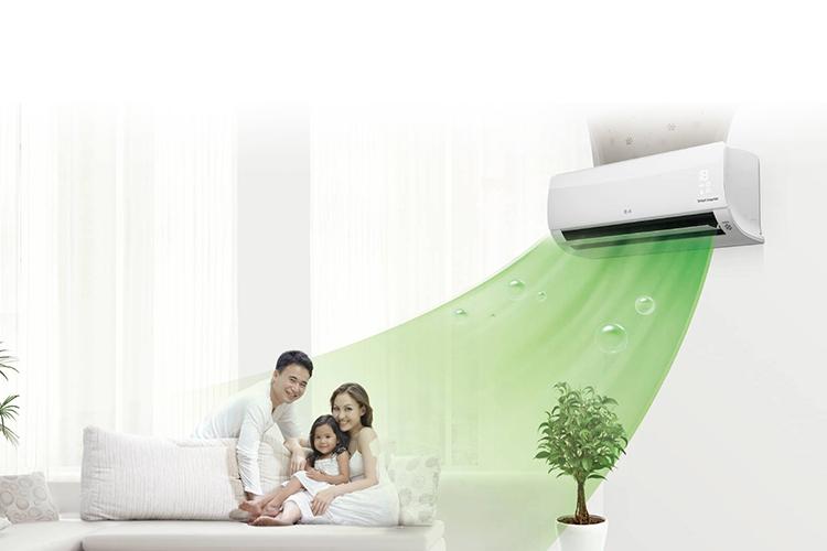 Máy Lạnh Inverter LG V10APD (1.0HP)
