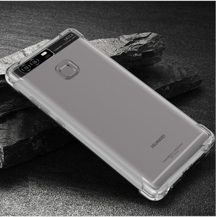 Vỏ Bảo Vệ Cho Huawei P9 - ESCASE - Trắng