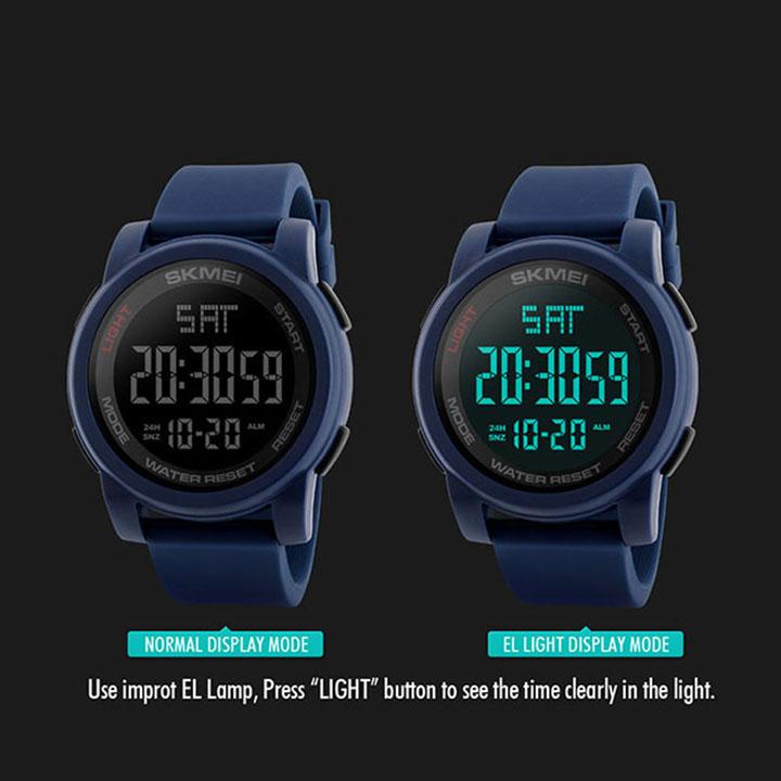 Đồng hồ Nam thể thao SKMEI 1257 - DHA525