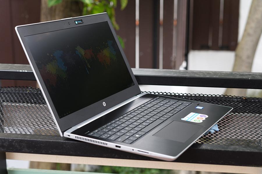 Laptop HP Probook 450 G5 2ZD43PA Core i5-8250U/Free Dos (15.6 inch) - Bạc - Hàng Chính Hãng