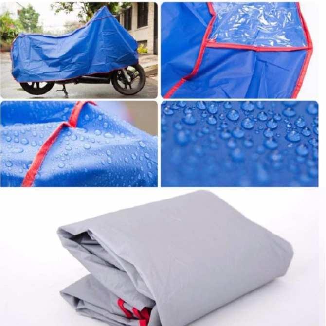 Bạt phủ xe máy chống nắng mưa   Tiki.vn