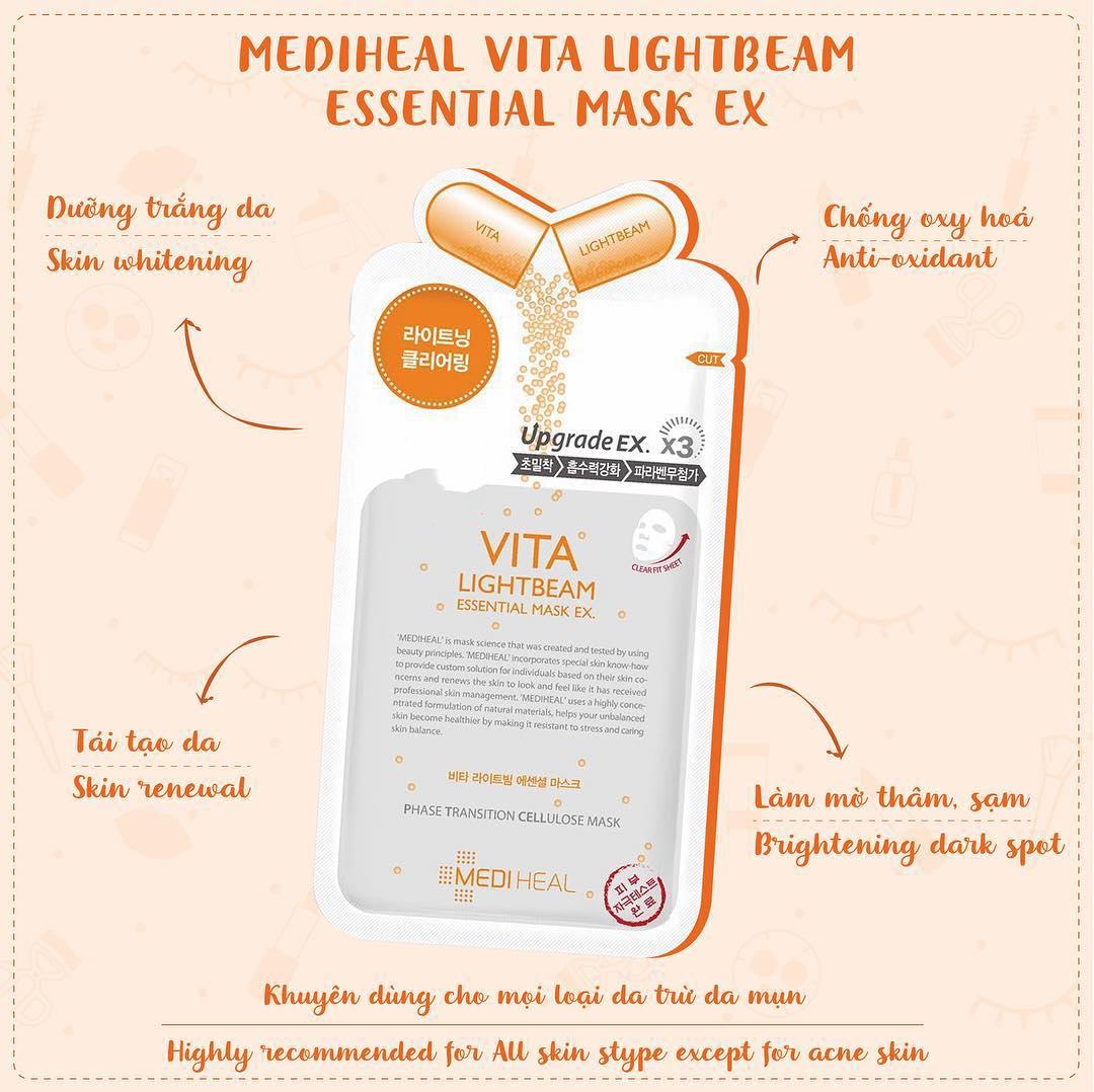mediheal vita lightbeam 1
