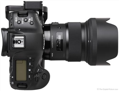 Ống Kính Sigma - 50mm, F1.4 DG HSM (Canon)