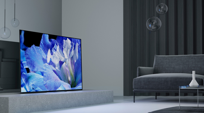 Android Tivi OLED Sony 55 inch 4K UHD KD-55A8F