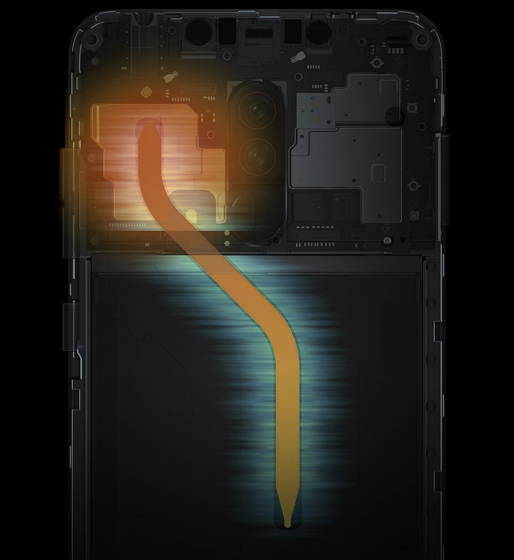 Điện Thoại Pocophone F1 (64GB/6GB) - Hàng Chính Hãng