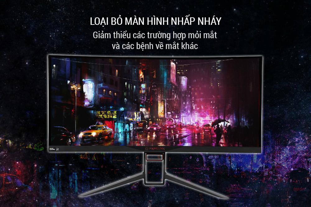Màn Hình Gaming Acer Predator X34 34inch 4K 4ms 100Hz G-Sync IPS Speaker - Hàng Chính Hãng