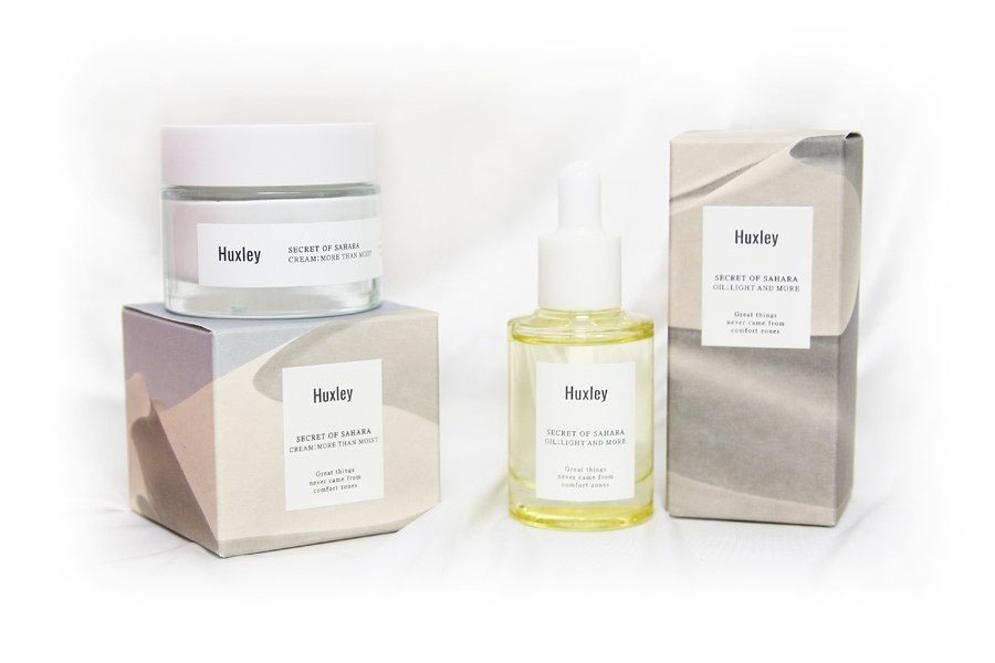 Kem dưỡng ẩm phục hồi da cao cấp dành cho da nhạy cảm Huxley Cream More Than Moist 50ml