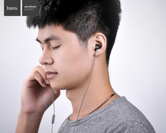 Tai nghe điện thoại HoCo M10 (Đỏ)