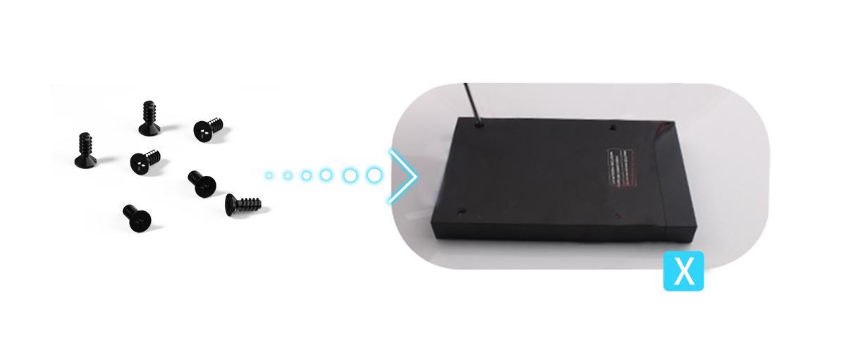 HDD Box ORICO USB3.0/2.5 - 2577U3 - Hàng Chính Hãng