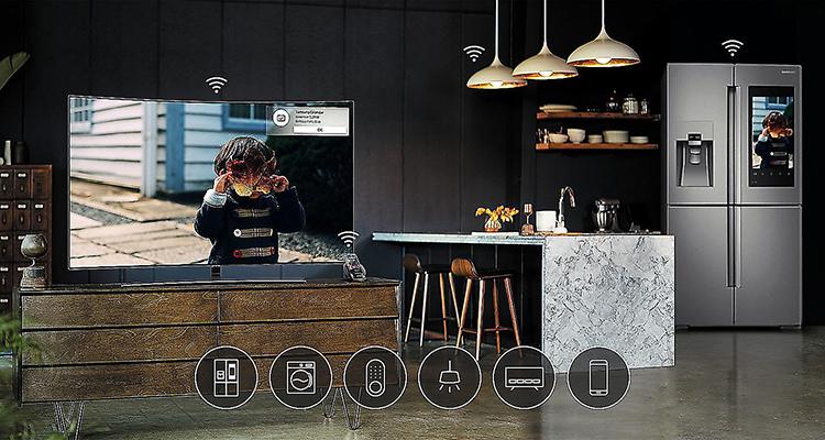 Smart Tivi QLED Samsung 49 inch 4K UHD QA49Q6FNAKXXV