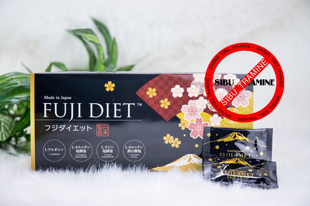 Fuji Diet 1 Sản Phẩm Giảm Cân Đến Từ Xứ Sở Hoa Anh Đào 1