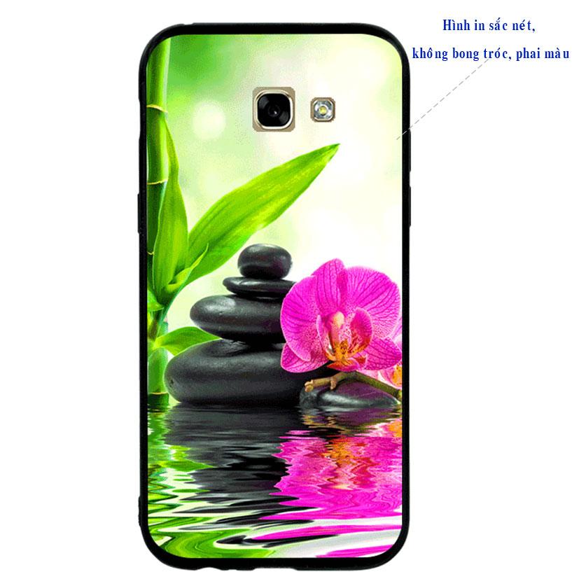 Ốp lưng viền TPU cao cấp cho Samsung A5 2017 -  Phong Lan