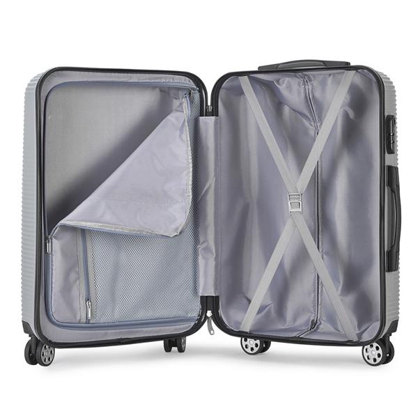 vali nhựa kéo chấm bi