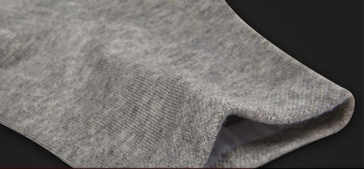 Men's Breathable Cotton Socks 10pcs, Assorted Colors & Patterns