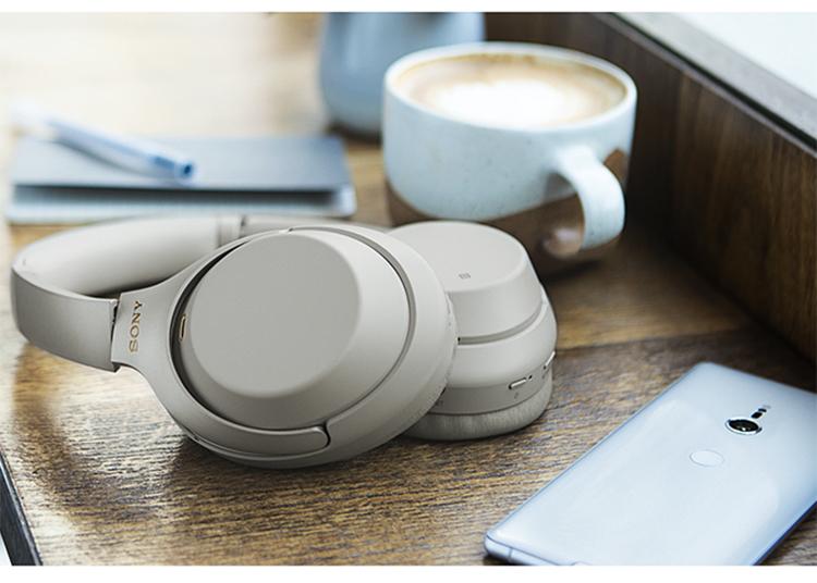 Tai Nghe Bluetooth Chụp Tai Sony WH-1000XM3 Hi-Res Noise Canceling - Hàng Chính Hãng