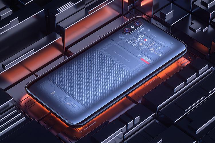 Điện Thoại Xiaomi Mi 8 (6/64) - Hàng Chính Hãng DGW