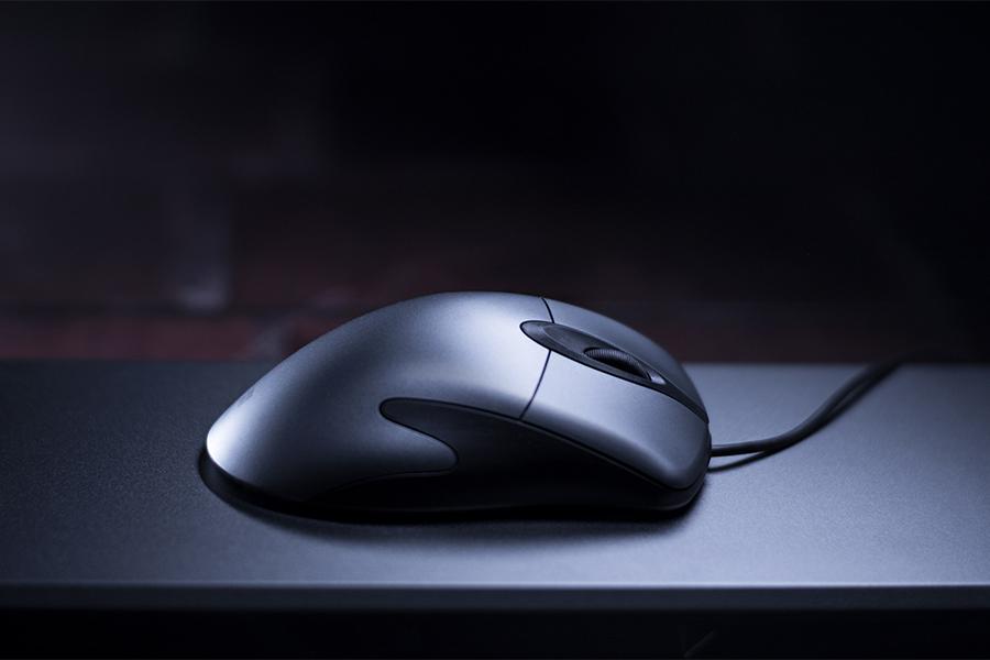 Chuột Chơi Game Có Dây Microsoft Classic IntelliMouse 3200DPI 5 Nút - Hàng Chính Hãng