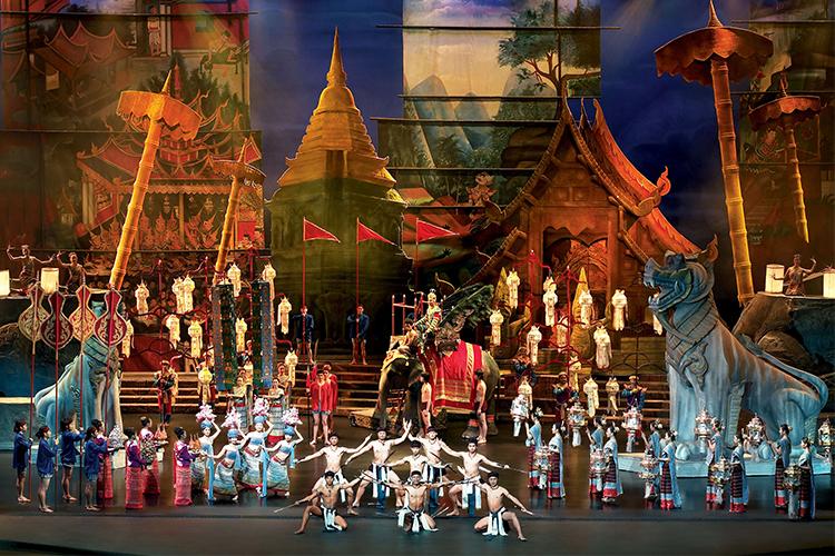 Vé Xem Show Siam Niramit Phuket, Thái Lan - Silver Seat