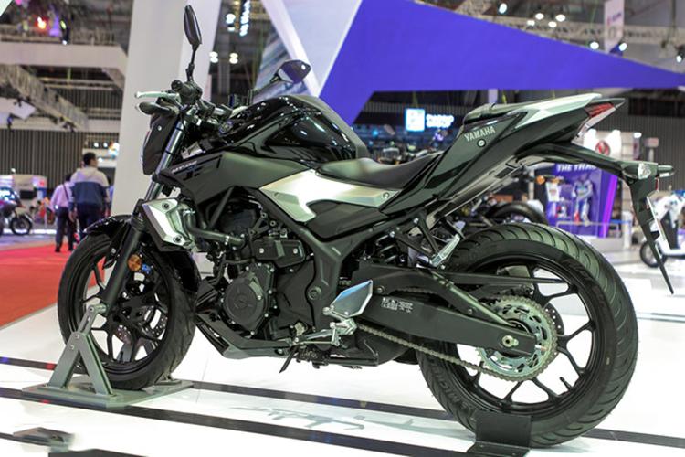 Xe Máy Yamaha MT03