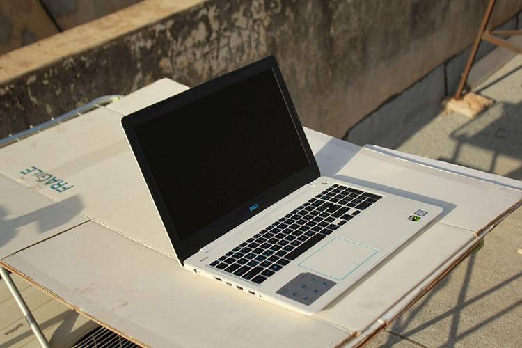 Laptop Dell G3 Inspiron 3579 42IN35D003 Core i5-8300H/Free Dos (15.6 inch) (Black) - Hàng Chính Hãng