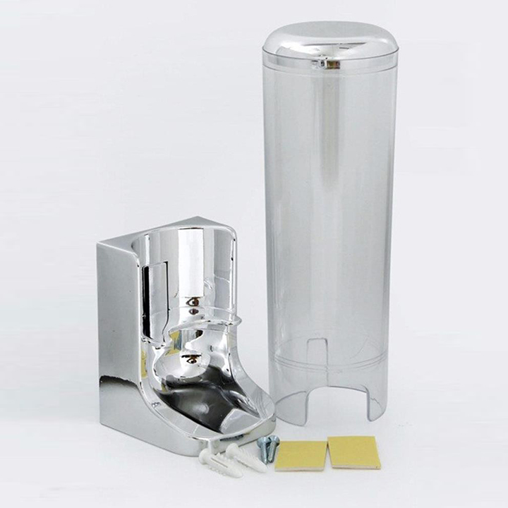 Ống đựng bông tẩy trang vệ sinh kháng khuẩn tashuan