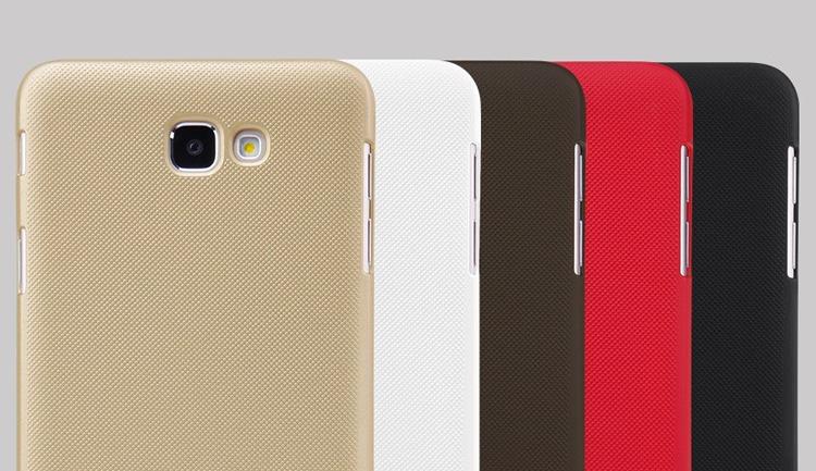 Ốp Lưng Sần Chống Sốc Nillkin Cho Samsung Galaxy J7 Prime  - Hàng Chính Hãng