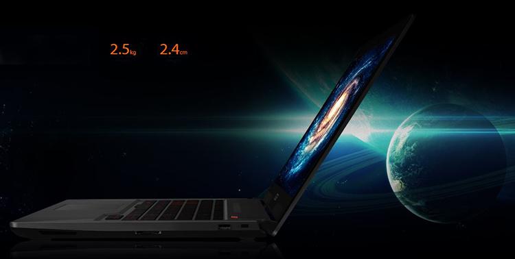 Laptop Asus FX503VM-E4087T Core i5-7300HQ/Win10 (15.6 inch) - Hàng Chính Hãng - Black