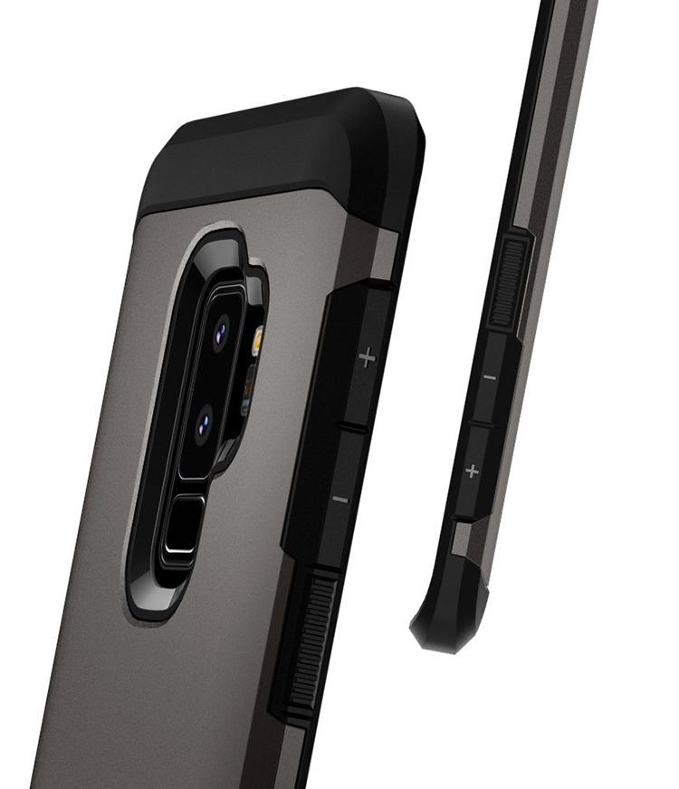 Ốp Lưng Samsung Galaxy S9 Plus Spigen Tough Armor - Hàng Chính Hãng