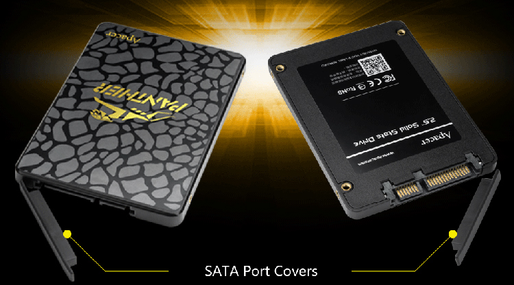 Ổ Cứng SSD Sata III 2.5 Inch 120GB Apacer AS340