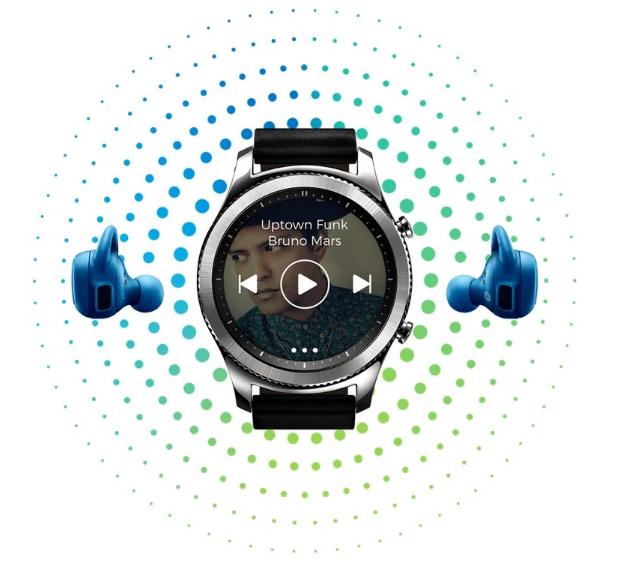 Đồng Hồ Đeo Tay Thông Minh Samsung Gear S3 Hỗ Trợ GPS Và Theo Dõi Nhịp Tim