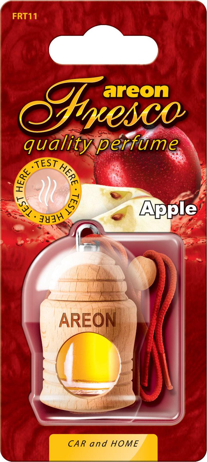 Tinh dầu thiên nhiên AREON hương táo – Fresco Apple (NHẬP KHẨU BULGARIA)