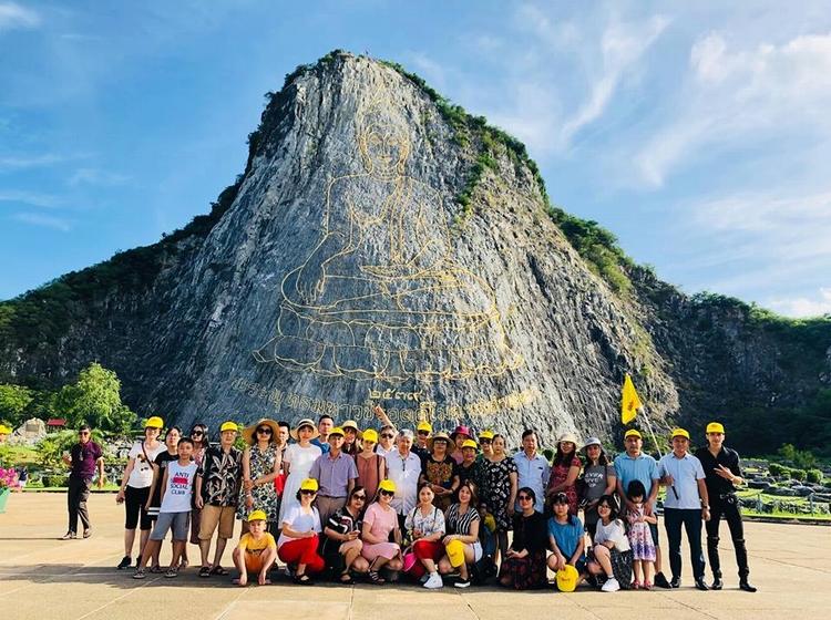 Tour Thái Lan 5N4Đ, KS 5*, Bay Nok Air/Vietjet Air Từ HCM, Khởi Hành Hàng Tuần & Lễ/Tết