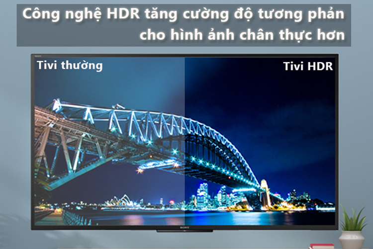Smart Tivi Sony Full HD 50 inch KDL-50W660F