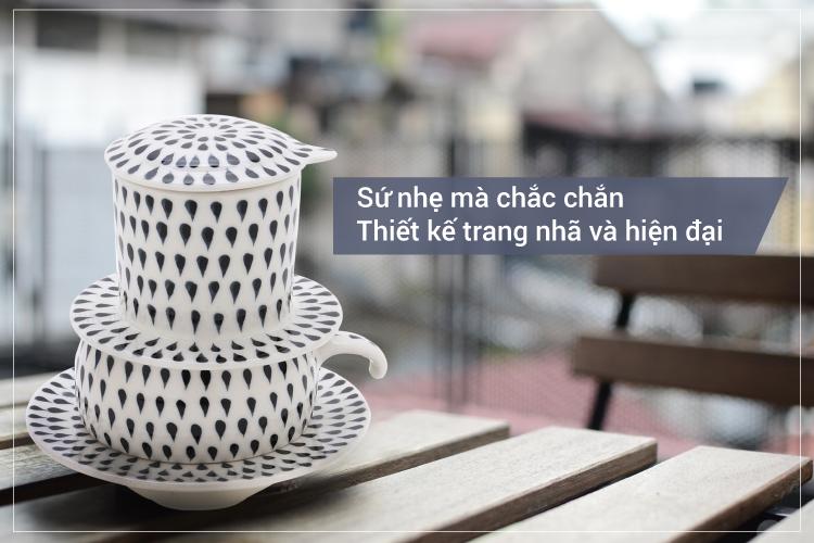 Bộ Quà Tặng Tách Coffee P130