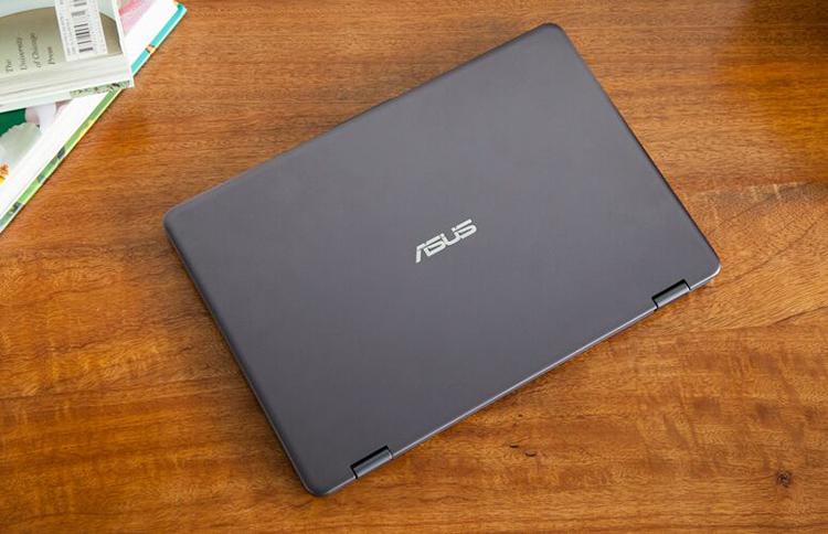 Laptop Asus VivoBook Flip 14 TP410UA-EC029T Core i5-8250U/Win10 (14 inch) - Grey - Hàng Chính Hãng