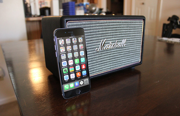 Loa Bluetooth Marshall Acton 2x8W+1x25W - Hàng Chính Hãng