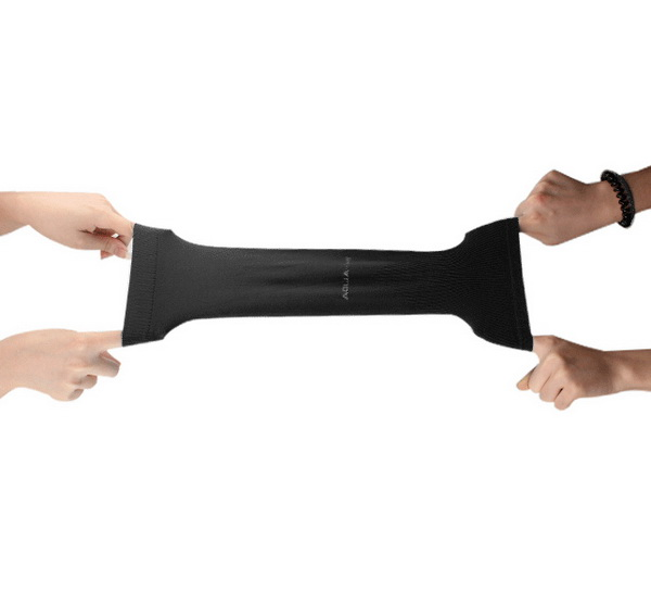 Găng tay chống nắng UV AQUA X Winwinshop88 - Đen