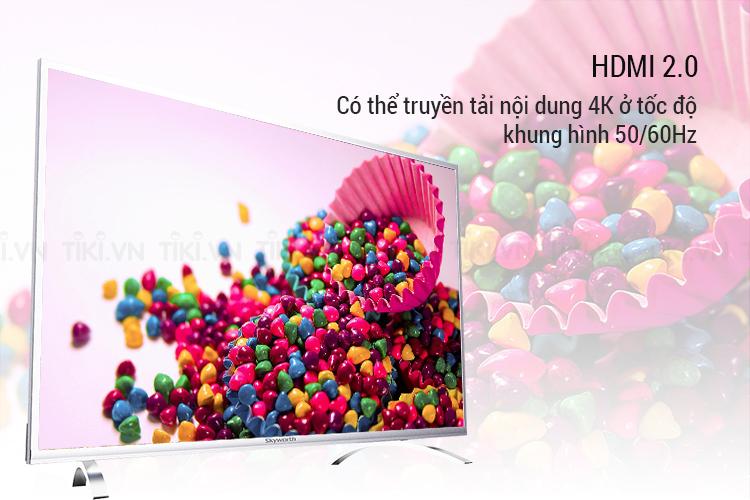 Smart Tivi Skyworth 43 inch Full HD 43W710