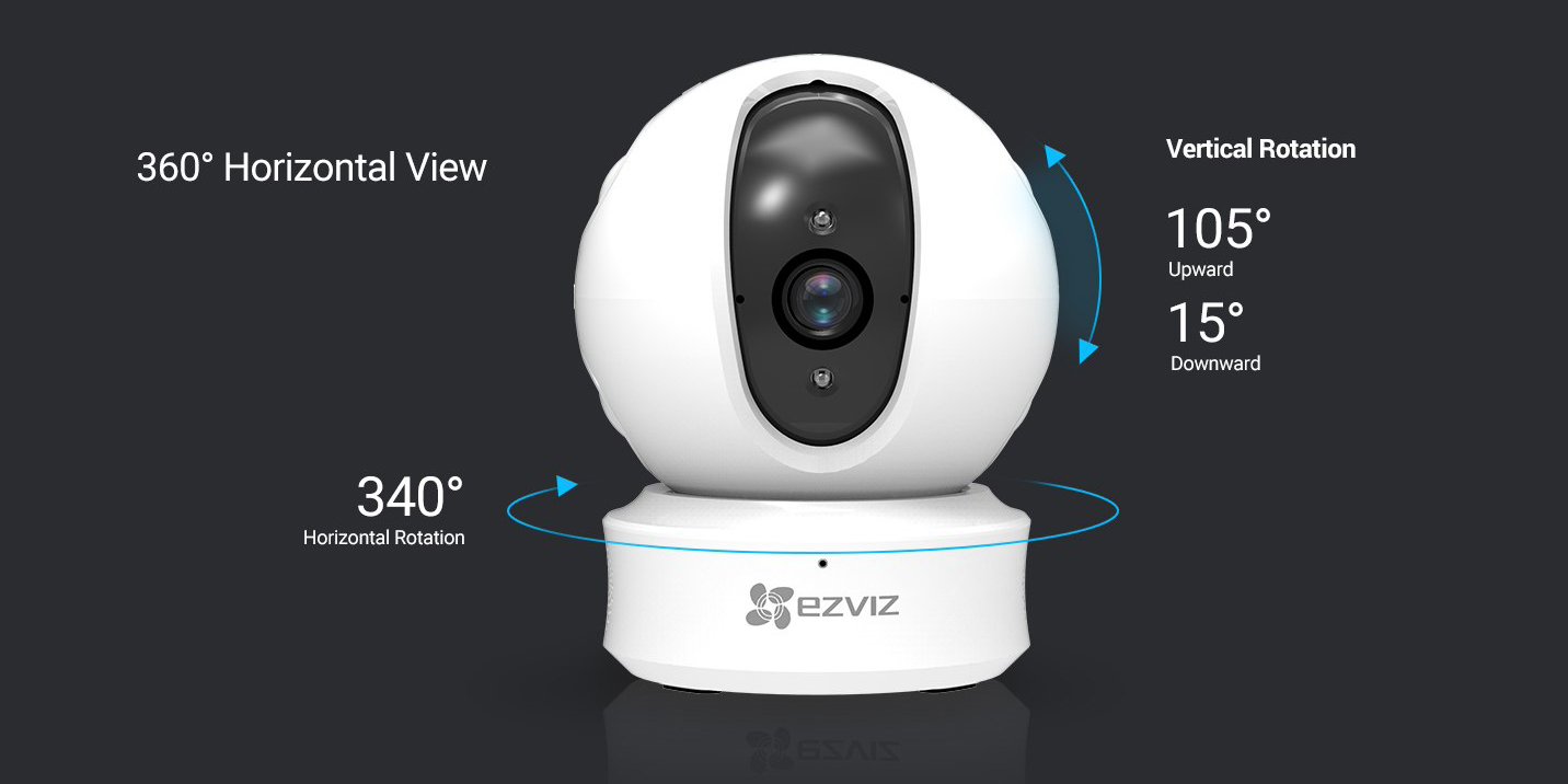 Camera IP Wifi Ezviz ECS-CV206 1080p