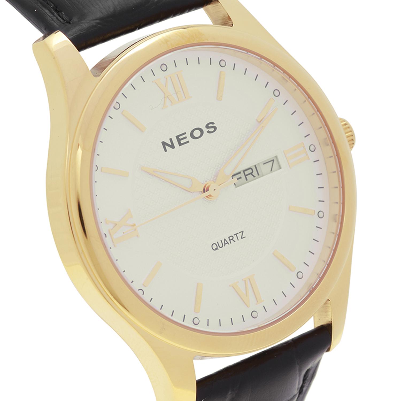 Đồng hồ Neos N-30869M nam dây da